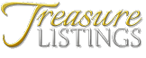 Treasure Listings Logo